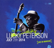 CD & DVD - Lucky Peterson - July 28th 2014 (Live in Marciac) - Digipak