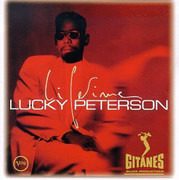 CD - Lucky Peterson - Lifetime
