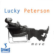 CD - Lucky Peterson - Move