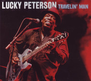 CD - Lucky Peterson - Travelin' Man - Digipak
