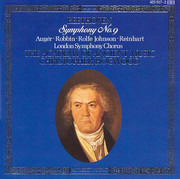 CD - Beethoven - Symphony No. 9