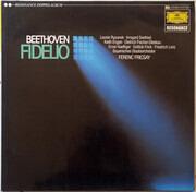 Double LP - Beethoven - Ferenc Fricsay - Fidelio