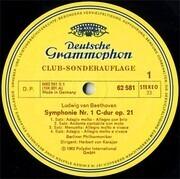 LP-Box - Ludwig Van Beethoven - Berliner Philharmoniker , Herbert Von Karajan - 9 Symphonien - booklet