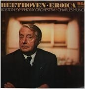 LP - Beethoven - Charles Münch w/ Boston Symphony Orchestra - Eroica