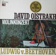 LP - Beethoven (Oistrakh) - Violinkonzert