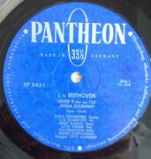 LP - Beethoven - Messe D-Dur op. 123 Missa Solemnis