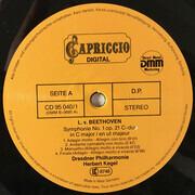 LP-Box - Ludwig van Beethoven - Dresdner Philharmonie , Herbert Kegel - 9 Symphonien