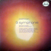 Double LP - Beethoven - Ferenc Fricsay - 9. Symphonie