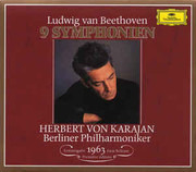 CD-Box - Beethoven - 9 Symphonien - Slipcase