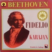 LP-Box - Beethoven / Karajan - Fidelio - + Booklet