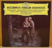 LP - Beethoven - L. Bernstein w/ Wiener Philharmoniker & Staatsopernchor - Fidelio
