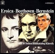 LP - Ludwig van Beethoven - Leonard Bernstein - Eroica