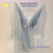 Double LP - Beethoven - Missa Solemnis (Bernstein) - With Insert
