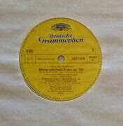 Double LP - Beethoven - Missa Solemnis (Bernstein) - With Insert