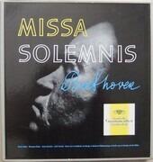 Double LP - Ludwig van Beethoven - Maria Stader • Marianna Radev • Anton Dermota • Josef Greindl • Chor Der St. - Missa Solemnis - tulip rim