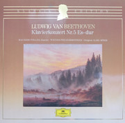 LP - Ludwig van Beethoven - Maurizio Pollini · Wiener Philharmoniker · Karl Böhm - Klavierkonzert Nr.5 Es-Dur