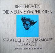 LP-Box - Beethoven - George Georgescu - Die Neun Symphonien - Hardcoverbox + Booklet