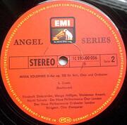 LP-Box - Beethoven (Klemperer) - Missa Solemnis - linen Hardcoverbox + booklet