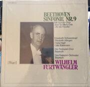 Double LP - Ludwig van Beethoven - Wilhelm Furtwängler - Sinfonie Nr. 9