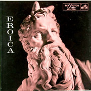 LP - Ludwig van Beethoven , Fritz Reiner , The Chicago Symphony Orchestra - Eroica