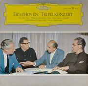 LP - Ludwig van Beethoven , Géza Anda ∙ Wolfgang Schneiderhan ∙ Pierre Fournier ∙ Radio-Symphonie-Orches - Tripelkonzert