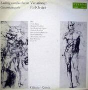 LP - Ludwig van Beethoven , Günter Kootz - Variationen Für Klavier