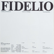 LP-Box - Beethoven - Fidelio - Hardcover Box + Booklet