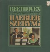 LP-Box - Beethoven - The Complete Sonatas For Piano And Violin - Hardcover box + Booklet.