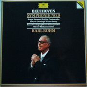 LP-Box - Ludwig van Beethoven , Karl Böhm , Wiener Philharmoniker , Jessye Norman a.o. - Symphonie No. 9 - Digital recording