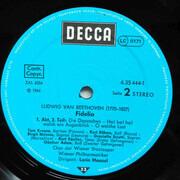 LP-Box - Beethoven - Wiener Philharmoniker - Fidelio - 2 Booklets