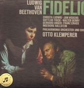 LP-Box - Beethoven - Klemperer - Fidelio - Hardcoverbox + Booklet