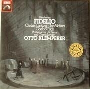 LP-Box - Ludwig van Beethoven , Otto Klemperer , Philharmonia Orchestra , Christa Ludwig , Jon Vickers , Got - Fidelio - box+ booklet