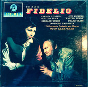 LP - Ludwig van Beethoven , Otto Klemperer - Fidelio - Hardcover Box + Booklet with Libretto