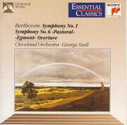 CD - Beethoven - Symphony No. 1 & Symphony No. 6 Pastoral Egmont Overture