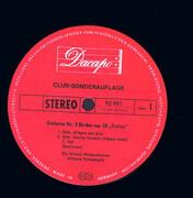 LP - Ludwig van Beethoven , Wiener Philharmoniker , Wilhelm Furtwängler - Eroica