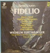 LP-Box - Ludwig Van Beethoven/ W.Furtwängler, M. Mödl,S. Jurinac, W. Windgassen - Fidelio - booklet with lyrics
