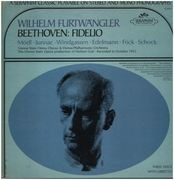 LP-Box - Ludwig Van Beethoven , Wilhelm Furtwängler , Martha Mödl · Sena Jurinac · Wolfgang Windgassen · Ott - Fidelio