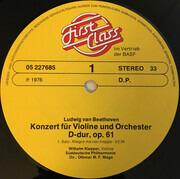 LP - Ludwig van Beethoven , Wilhelm Klepper , Süddeutsche Philharmonie , Othmar F. M. Mága - Violinkonzert D-Dur Op. 61