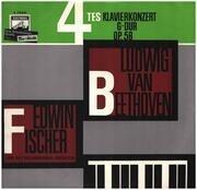 10'' - Ludwig van Beethoven - 4tes Klavierkonzert G-dur Op.58