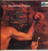 Double LP - Ludwig van Beethoven / Chor Der Bayerischen Staatsoper / Bayerisches Staatsorchester / Ferenc Frics - Fidelio