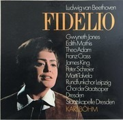 LP-Box - Ludwig van Beethoven - Fidelio - box+ booklet