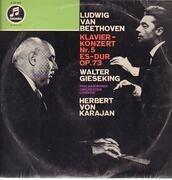 LP - Ludwig Van Beethoven - Klavierkonzert Nr.5 Es-Dur op.73