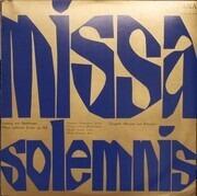 Double LP - Ludwig Van Beethoven - Missa Solemnis D-Dur Op. 123