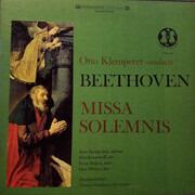 Double LP - Ludwig van Beethoven - Missa Solemnis - Insert
