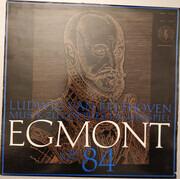 LP - Beethoven - Musik Zu Goethes Trauerspiel Egmont Op. 84