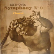 LP - Ludwig van Beethoven / Radio-Sinfonie-Orchester Frankfurt , Walter Goehr - Symphony No. 9