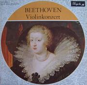 LP - Ludwig van Beethoven - Violinkonzert