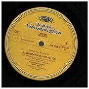 LP - Ludwig Van Beethoven / Wiener Philharmoniker / Claudio Abbado / Gabriela Beňačková / Marjana Lipovš - Symphonie No. 9