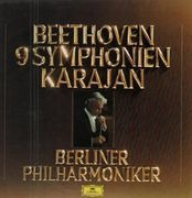 LP-Box - Ludwig van Beethoven - 9 Symphonien (Karajan) - box + booklet