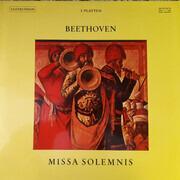 Double LP - Ludwig van Beethoven - Missa Solemnis